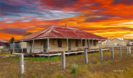 Old Railway Building, Warwick Qld