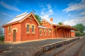 Former Railway Station, Cobar NSW