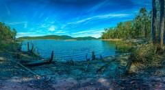 Hinze Dam Queensland