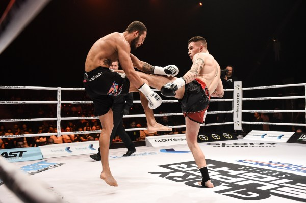 2 Slick heads for kickboxing glory in Vegas SUGGYS GYM