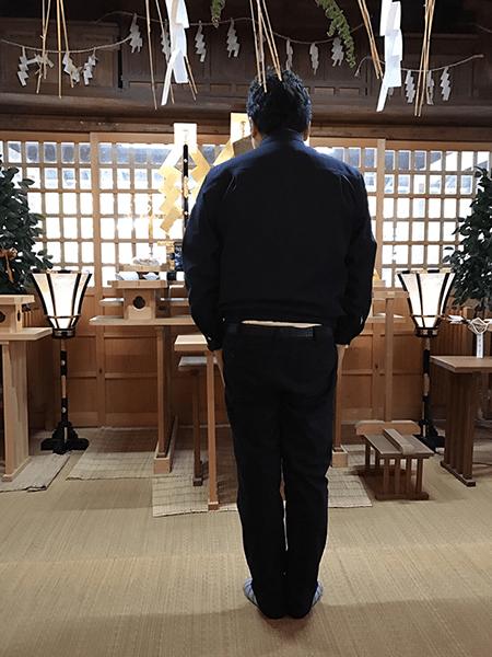2017年祈願祭