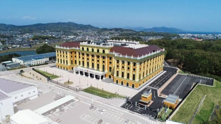 日本食研新宮殿工場