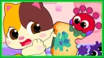 【犬猫動物動画まとめ】BabyBus | Kitten's Bread is Covered with Mold | Play Safe Song | Doctor Song | Kids Songs |