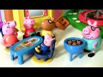 【犬猫動物動画まとめ】Play Doh Peppa Pig BBQ Time Hot Dog Dough with Pedro Pony and Mummy Pig Daddy Pig Nickelodeon Review