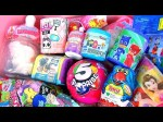 【犬猫動物動画まとめ】Surprise Toys ❤ Puppy Dog Pals Baby Bottle toys Nick Jr LOL Zuru 5 surprise