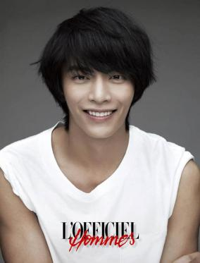 Lee Min Ki - L'Officiel Hommes Magazine May Issue '13 5