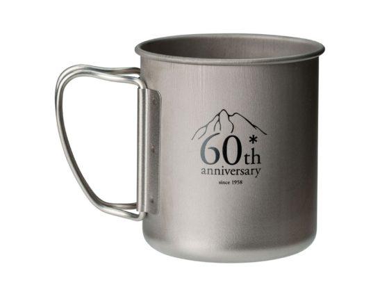 スノーピーク60周年マグカップ