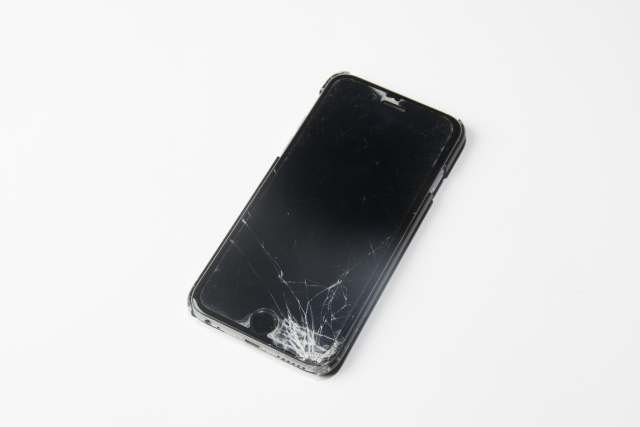 iPhoneの修理