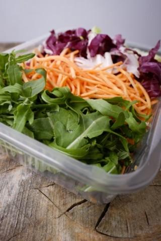 カット野菜は加工食品
