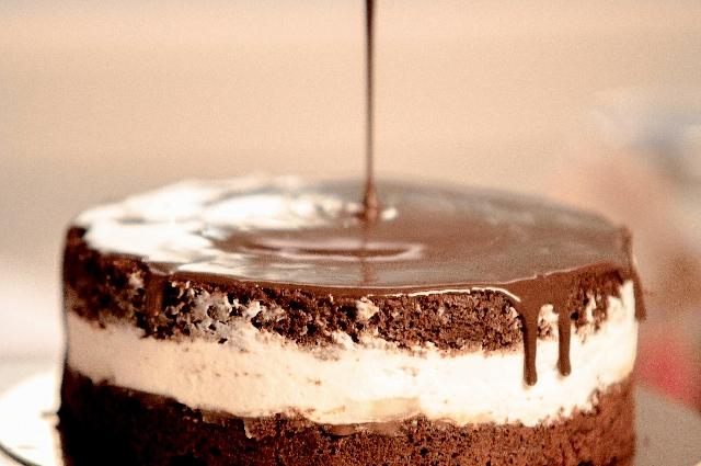 チョコレートは溶ける