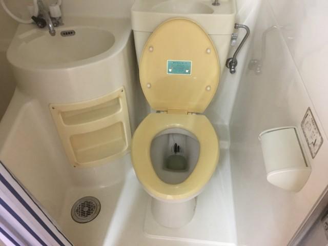 汚いトイレの物件もある
