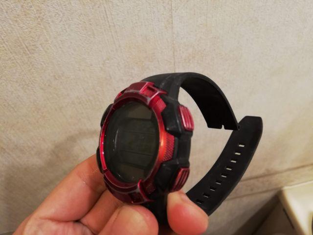 腕時計の洗浄結果