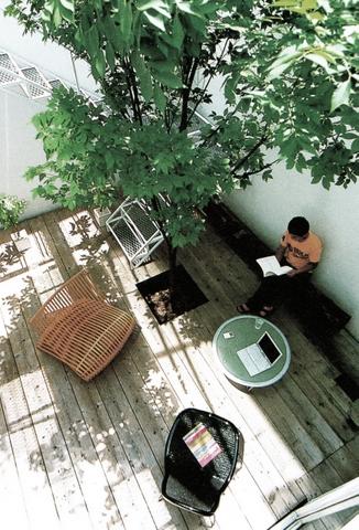 SUHACO/素箱の中庭のある家~コートハウスの内観