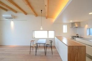【シンプルライフのための暮らし方2】キッチンやダイニングテーブルは、いつでもスッキリが基本!