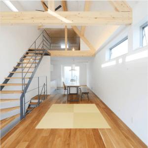 【シンプルライフのための家7】上下階を軽やかにつなげてくれる、スケルトン階段