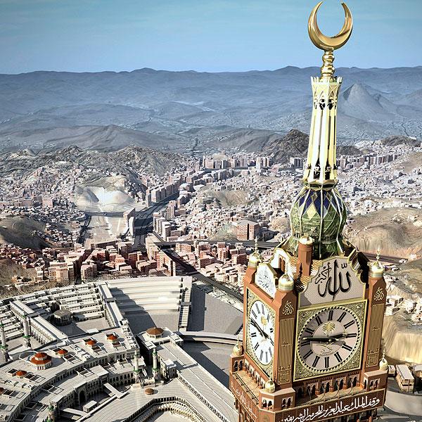 Menara Jam Makkah (2/6)
