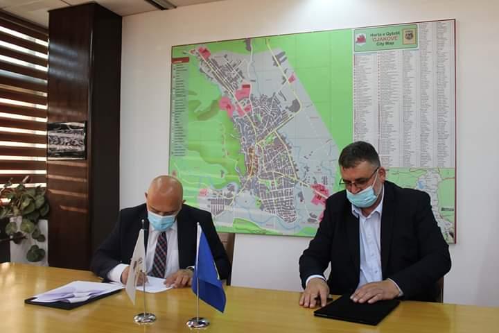 Blerim Kuçi ndanë 400 mijë€ për Gjakovë