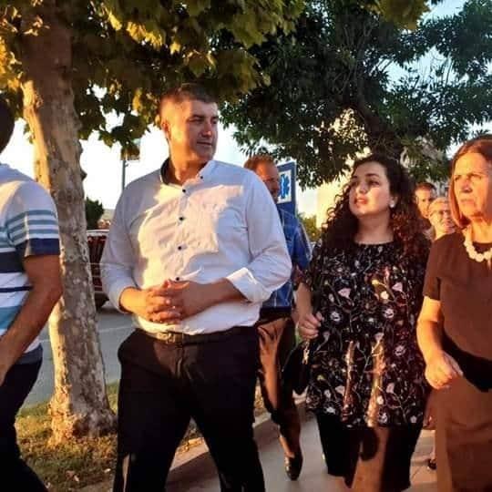 Ardian Shala uron Kurban Bajramin