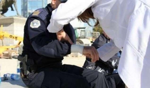 Suharekë: Ofendoi dhe pengoi policin në detyrë zyrtare, arrestohet qytetari