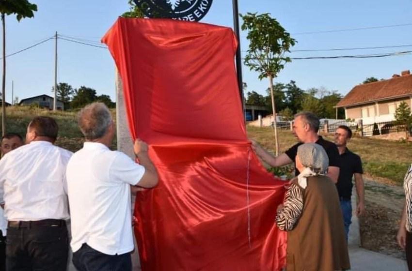 Muharremaj dhe Fatmir Limaj nderojnë dëshmorin Sadri Guraziu