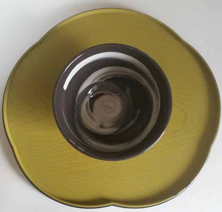 お茶碗「なると」2