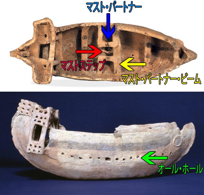 水中考古学 フェニキア 船 1