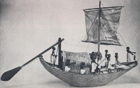 メケトレ エジプト 水中考古学