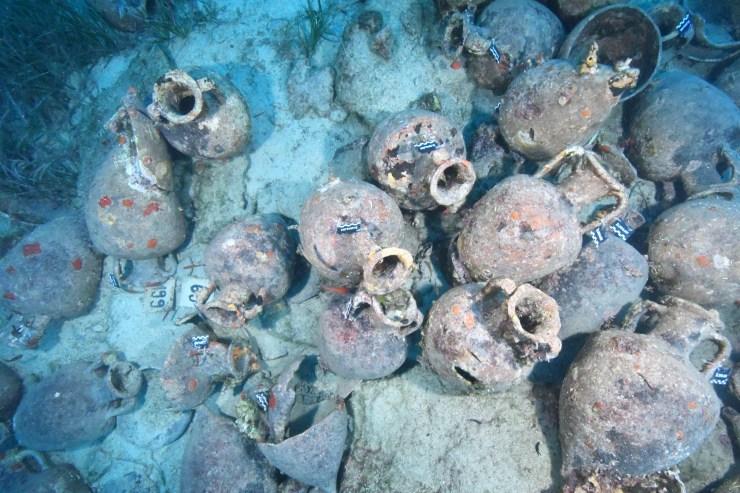 クロアチア 水中考古学 13