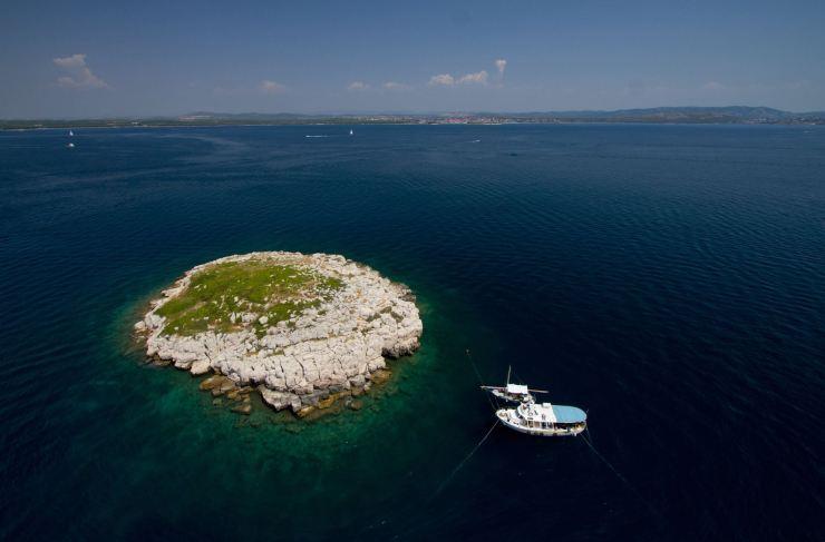 クロアチア 水中考古学 4