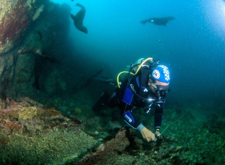 メキシコ 水中考古学 7