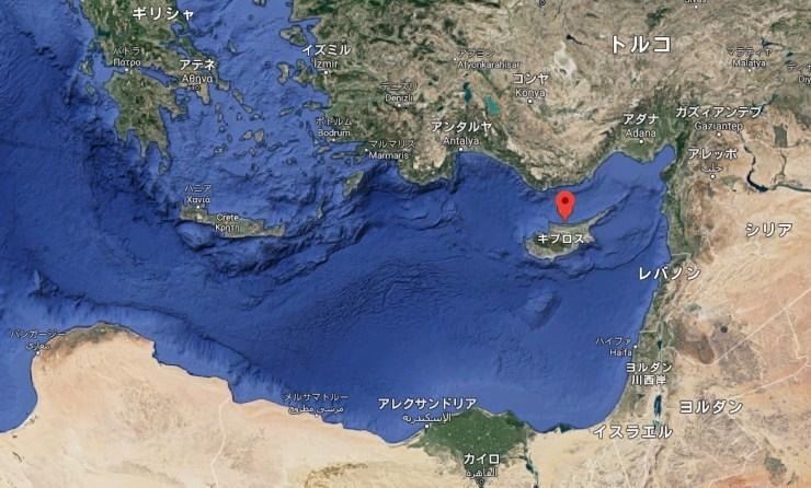 水中考古学 キレニア 3