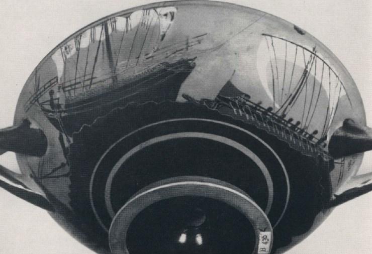 水中考古学 ガレー船 15