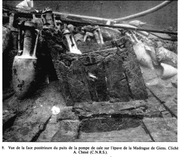 水中考古学 古代 ローマ 沈没船 4