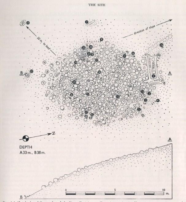 中世 地中海 水中考古学 ヤシ・アダ 沈没船 22