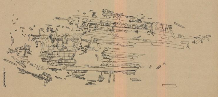 中世 地中海 水中考古学 ヤシ・アダ 沈没船 8