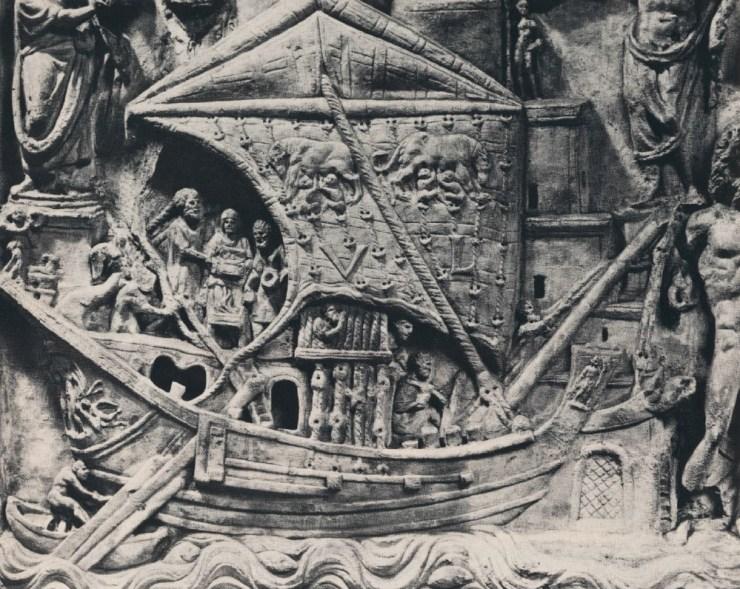 水中考古学 ローマ帝国 船 4
