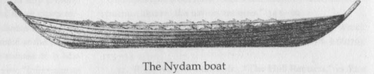 北欧 水中考古学 古代 船  21