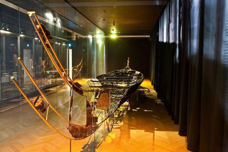 北欧 水中考古学 古代 船  4