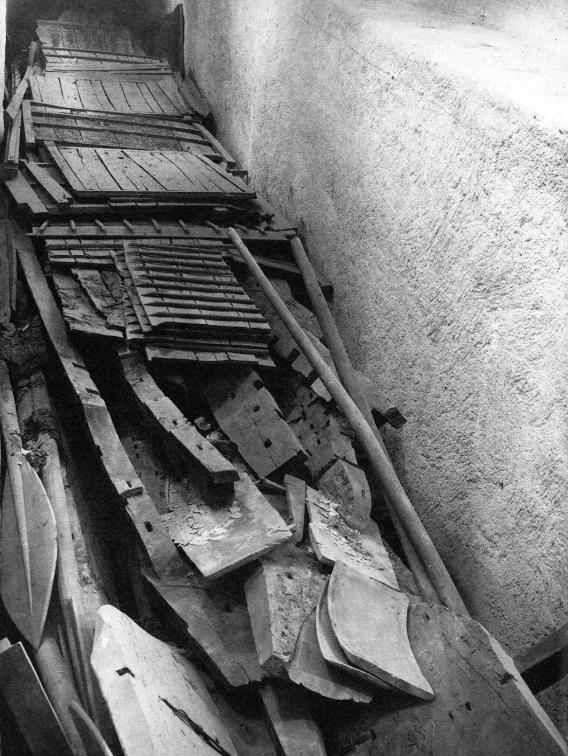クフ王の船 水中考古学 太陽の船 エジプト