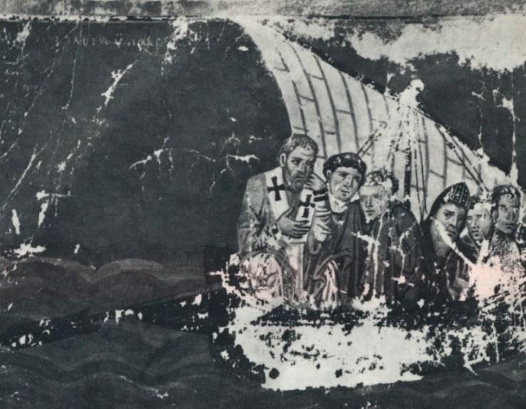 ヨーロッパ 沈没船 東ローマ ビザンティン 水中考古学 1