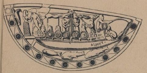 水中考古学 ガレー船 8