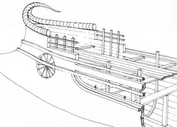 水中考古学 ガレー船 7