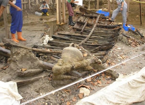 ヨーロッパ 沈没船 東ローマ ビザンティン 水中考古学 18