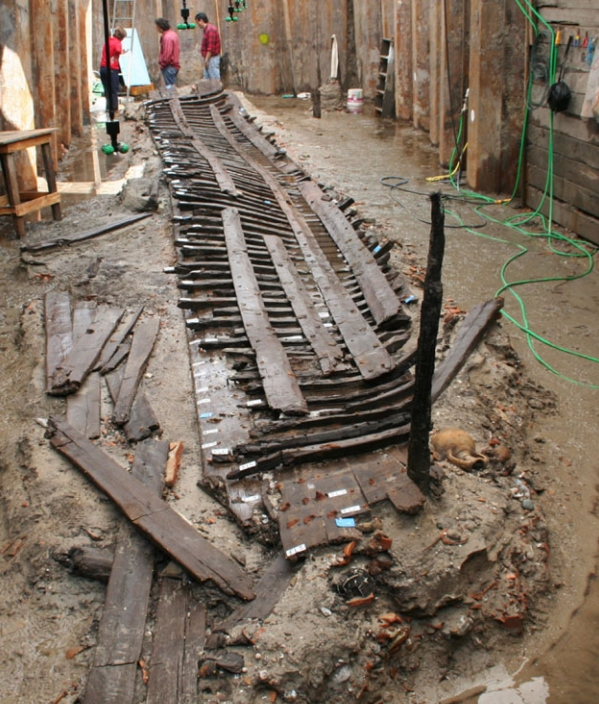 ヨーロッパ 沈没船 東ローマ ビザンティン 水中考古学 8