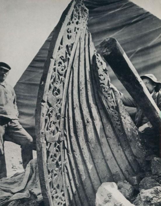 オセバーグ 船 3