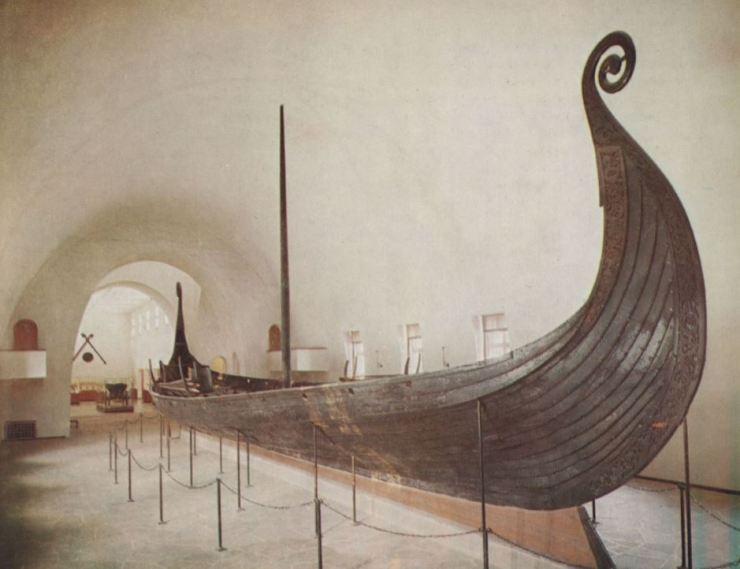オセバーグ船
