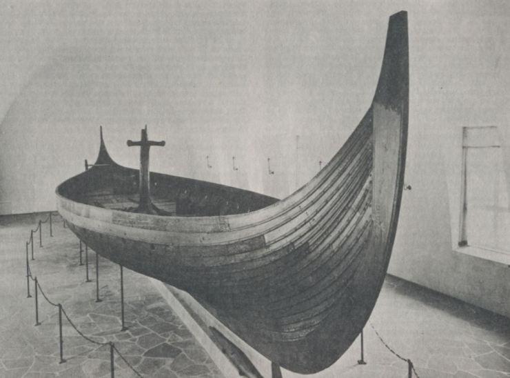 ゴックスタッド 船 1