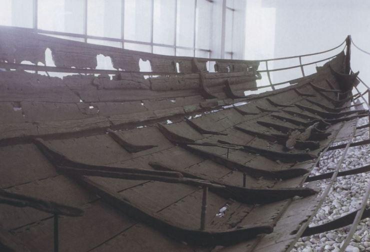 スクーダレヴ 沈没船 5 12