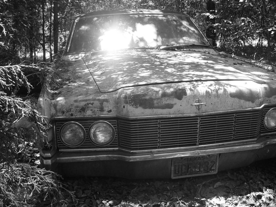 Stolen 1968 Lincoln Continental