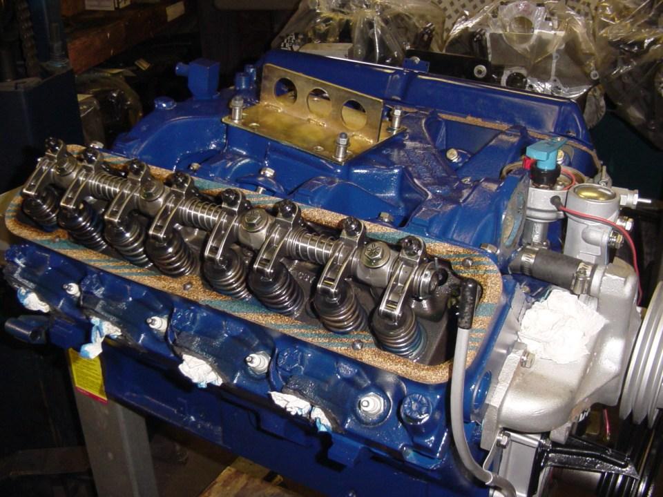MEL Engine at Barnett High Performance